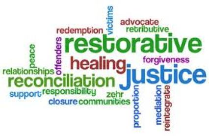 restorative justice lisa van engen this film is also an example of the term restorative justice