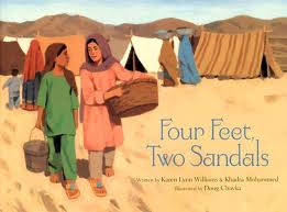 four feet two sandels