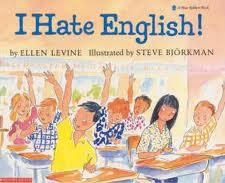 hate english