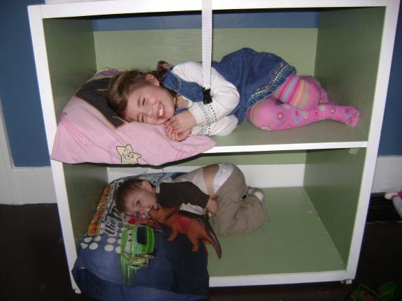 Make Homemade Bunk Bed Plans knock off wood corner desk ...