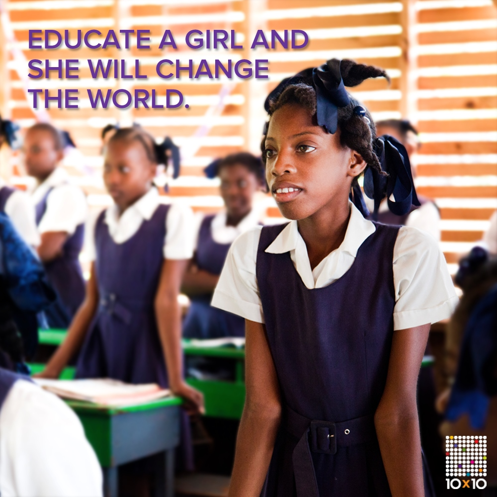 """girl rising Moira mccann moderelli is a writer for 10×10, a global action campaign for girls'  education, with the new feature film, """"girl rising,"""" at its core."""
