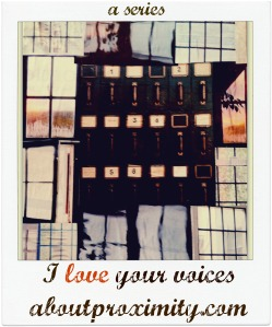 i love your voice series