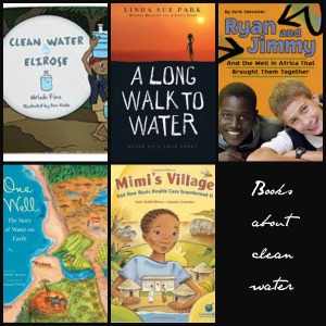 clean water books