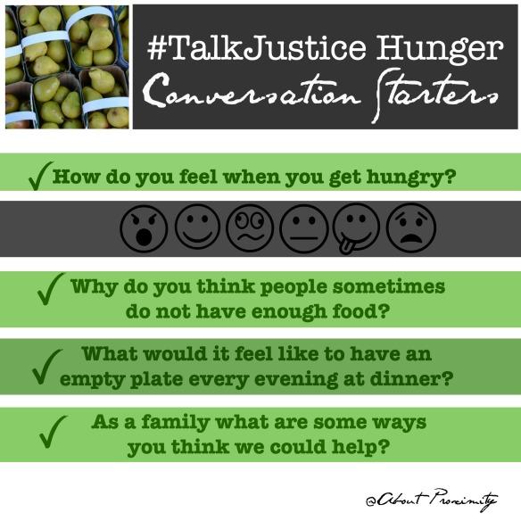 TalkHunger Conversation