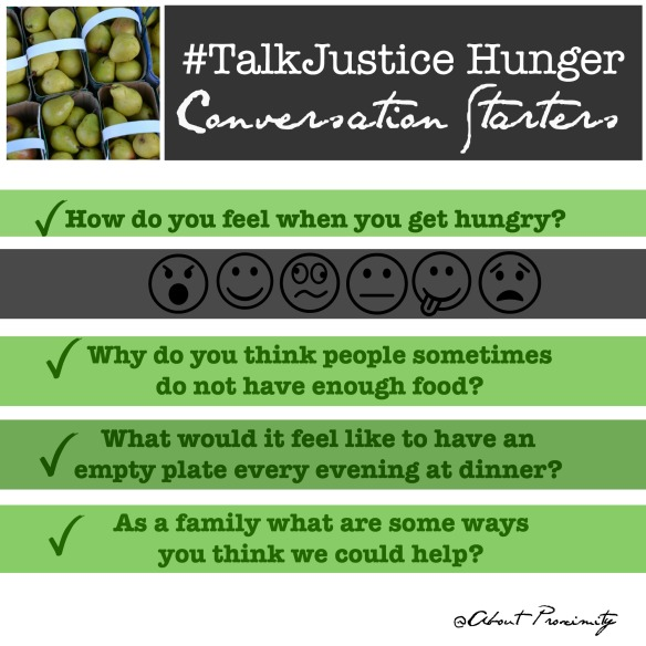 TalkHunger Conversation