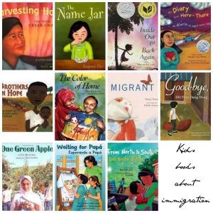 Immigration Books