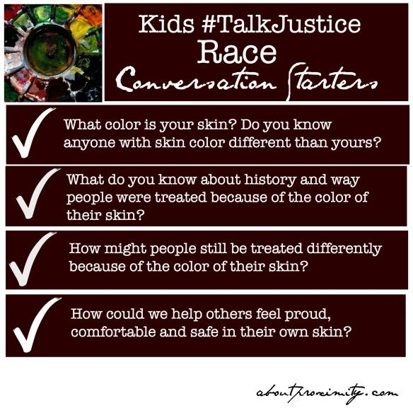 race conversation starters